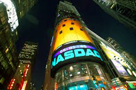 NASDAQ was founded in 1971 and began trading on February 8, 1971